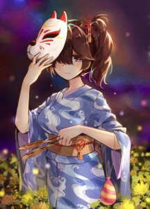 Rating: Safe Score: 35 Tags: kaga_(kancolle) kantai_collection yamano_(yamanoh) yukata User: Mr_GT