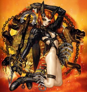 Rating: Questionable Score: 15 Tags: nopan shirow_masamune User: Wraith