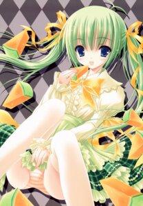 Rating: Questionable Score: 62 Tags: harukaze_setsuna melonbooks melon-chan pantsu shimapan tinkerbell tinkle User: midzki
