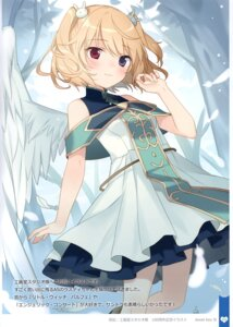 Rating: Safe Score: 17 Tags: angelic_serenade dress heterochromia lasty_farson reverie rie wings User: kiyoe