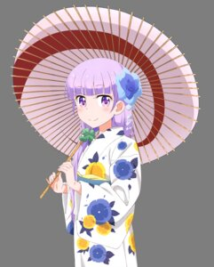 Rating: Safe Score: 23 Tags: new_game! suzukaze_aoba transparent_png umbrella yukata User: Mekdra