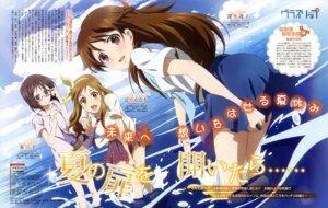 Rating: Questionable Score: 18 Tags: fukami_touko glasslip megane minagawa_kazunori nagamiya_sachi seifuku takayama_yanagi User: drop