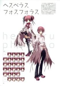Rating: Safe Score: 5 Tags: character_design expression inugami_kira makura supreme_candy User: crim