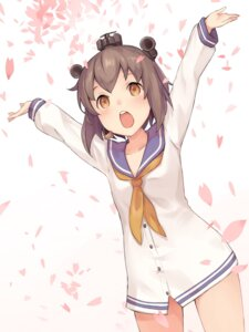 Rating: Safe Score: 32 Tags: kantai_collection seifuku tagme yukikaze_(kancolle) User: nphuongsun93
