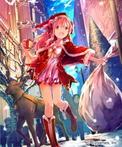 Rating: Safe Score: 61 Tags: christmas dress en@rain shingeki_no_bahamut User: blooregardo