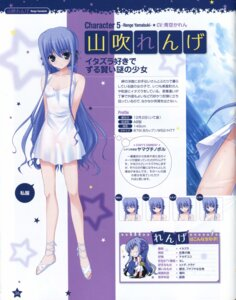 Rating: Questionable Score: 15 Tags: chibi fumio hoshiuta profile_page see_through yamabuki_renge User: admin2