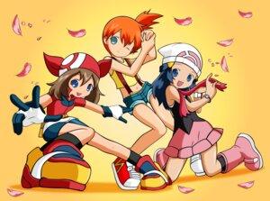 Rating: Safe Score: 29 Tags: haruka_(pokemon) hikari_(pokemon) kasumi_(pokemon) pokemon User: djnibeyv