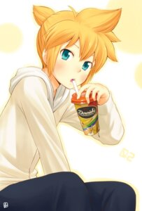 Rating: Safe Score: 6 Tags: kagamine_len male nagian vocaloid User: Nekotsúh