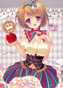 Rating: Safe Score: 41 Tags: cleavage egoistic_honey hazumi_rio koizumi_hanayo love_live! User: batinthebelfry