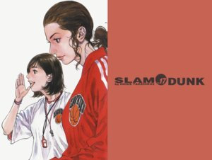 Rating: Safe Score: 6 Tags: gym_uniform inoue_takehiko slam_dunk User: 落油Я