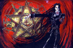Rating: Safe Score: 3 Tags: thores_shibamoto trinity_blood User: Radioactive
