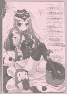 Rating: Questionable Score: 6 Tags: indico_lite mawaru_penguindrum mitha monochrome pantsu penguin takakura_himari thighhighs User: 632279779