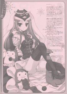 Rating: Questionable Score: 7 Tags: heels indico_lite mawaru_penguindrum mitha monochrome pantsu penguin takakura_himari thighhighs User: 632279779