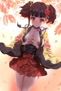 Rating: Safe Score: 59 Tags: koutetsujou_no_kabaneri mumei yang-do User: Mr_GT