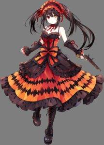 Rating: Questionable Score: 32 Tags: date_a_live dress gun heterochromia tokisaki_kurumi transparent_png tsunako User: kiyoe