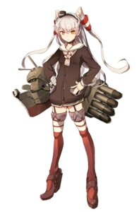 Rating: Safe Score: 30 Tags: amatsukaze_(kancolle) heels kantai_collection rensouhou-kun soubin stockings thighhighs User: nphuongsun93