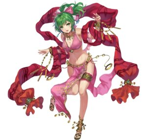 Rating: Questionable Score: 33 Tags: bikini cleavage fire_emblem fire_emblem:_seisen_no_keifu fire_emblem_heroes garter lene nintendo swimsuits yoshiku User: fly24