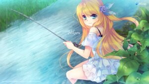 Rating: Safe Score: 30 Tags: aizawa_hikaru dress microsoft shinia summer_dress wallpaper User: TassadaR