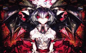 Rating: Safe Score: 14 Tags: remilia_scarlet touhou wallpaper User: chaosshade