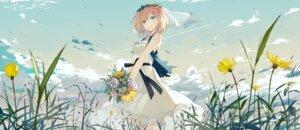 Rating: Safe Score: 53 Tags: ashima dress landscape User: RyuZU