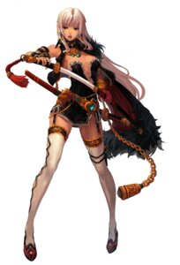 Rating: Safe Score: 98 Tags: cleavage dungeon_fighter qbspdl stockings sword thighhighs User: Radioactive