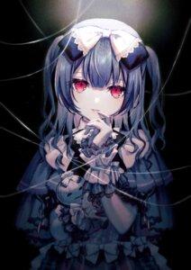 Rating: Safe Score: 20 Tags: gothic_lolita lolita_fashion mikemomonga morino_rinze the_idolm@ster the_idolm@ster_shiny_colors User: leotard