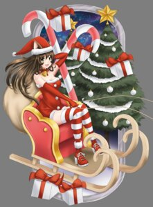 Rating: Questionable Score: 0 Tags: animal_ears christmas cleavage dress figuya.com heels nekomimi tagme tail thighhighs transparent_png User: gnarf1975
