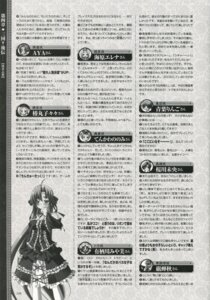 Rating: Safe Score: 2 Tags: bachou baseson koihime_musou monochrome text User: admin2