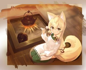 Rating: Safe Score: 32 Tags: animal_ears cura japanese_clothes lose tagme tail User: Twinsenzw