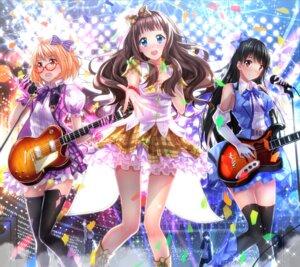 Rating: Safe Score: 57 Tags: guitar kanbara_akihito kuriyama_mirai kyoukai_no_kanata megane nase_hiroomi nase_mitsuki see_through shindou_ai swordsouls thighhighs User: SubaruSumeragi