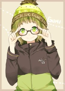 Rating: Safe Score: 18 Tags: gumi megane pun2 vocaloid User: Nekotsúh