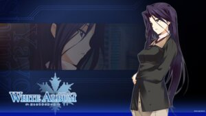 Rating: Safe Score: 13 Tags: kawata_hisashi shinozuka_yayoi wallpaper white_album User: Devard