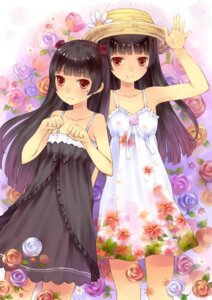 Rating: Safe Score: 44 Tags: dress gokou_ruri jpeg_artifacts ore_no_imouto_ga_konnani_kawaii_wake_ga_nai summer_dress tsubasa_tsubasa User: ddns001