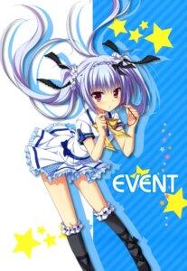 Rating: Safe Score: 63 Tags: karumaruka_circle megane natsume_koyomi saga_planets seifuku toranosuke User: Twinsenzw