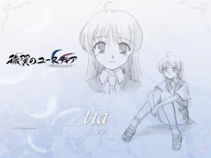 Rating: Safe Score: 8 Tags: aiyoku_no_eustia august bekkankou eustia_astraea sketch wallpaper User: Devard