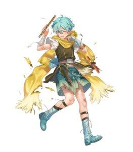 Rating: Questionable Score: 3 Tags: fire_emblem fire_emblem:_rekka_no_ken fire_emblem_heroes heels kippu nils_(fire_emblem) nintendo torn_clothes weapon User: fly24