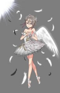 Rating: Safe Score: 18 Tags: ange_(princess_principal) breast_hold dress princess_principal tagme transparent_png wings User: NotRadioactiveHonest