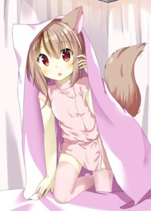 Rating: Safe Score: 27 Tags: animal_ears chaakusu fennery show_by_rock!! tail thighhighs User: Mr_GT