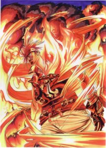 Rating: Safe Score: 4 Tags: guilty_gear male sol_badguy User: Radioactive
