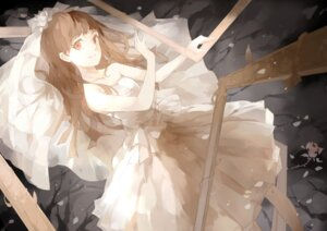Rating: Safe Score: 32 Tags: dress eve_(ib) ib nine wedding_dress User: Zenex
