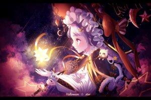 Rating: Safe Score: 10 Tags: eumi_114 halloween neko tagme witch User: Dreista