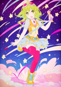 Rating: Safe Score: 21 Tags: gumi kise thighhighs vocaloid User: Metalic
