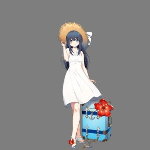Rating: Questionable Score: 10 Tags: dress hoshi_no_girls_odyssey summer_dress transparent_png User: Radioactive