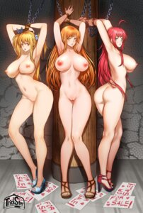 Rating: Explicit Score: 53 Tags: ass bondage crossover fairy_tail heels highschool_dxd lucy_heartfilia naked nami nipples one_piece pussy rias_gremory tagme trickster uncensored User: hkr008