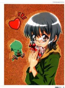 Rating: Safe Score: 3 Tags: kawarajima_koh megane valentine User: Radioactive