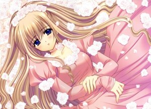 Rating: Safe Score: 28 Tags: dress nishimata_aoi User: fireattack