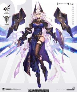 Rating: Safe Score: 16 Tags: armor dress garter heels nadare-san_(nadare3nwm) sword tagme thighhighs User: Dreista