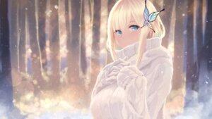 Rating: Safe Score: 44 Tags: boku_wa_tomodachi_ga_sukunai breast_hold cait kashiwazaki_sena sweater wallpaper User: fairyren