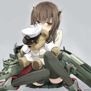 Rating: Safe Score: 69 Tags: kantai_collection ordan taihou_(kancolle) thighhighs User: tbchyu001