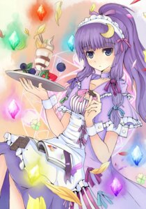 Rating: Safe Score: 28 Tags: patchouli_knowledge ringoaisu touhou waitress User: Mr_GT